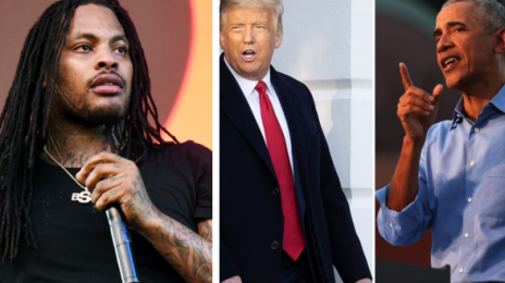 Waka Flocka Believes Trump Is Better President Than Obama