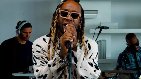 Watch:  Ty Dolla $ign Rocks NPR's 'Tiny Desk Concert' with 'Temptations,' 'Ego Death,' & More