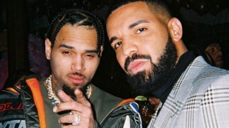 Chris Brown Hints At Possible Project With Drake