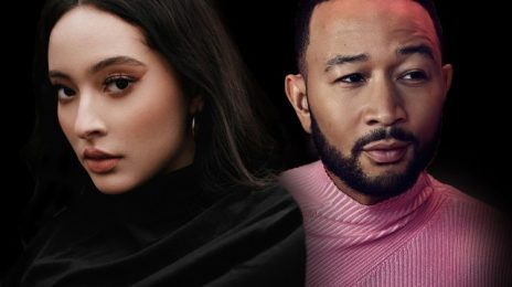 New Song:  Faouzia & John Legend - 'Minefields'