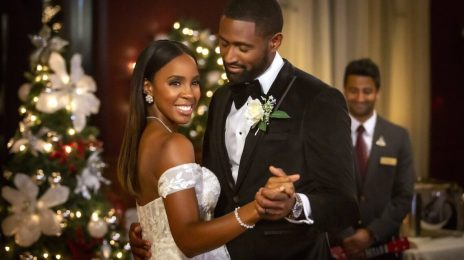 Movie Trailer:  'Merry Liddle Christmas Wedding' [starring Kelly Rowland]