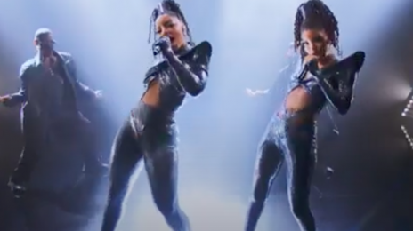 Watch: Chloe x Halle Shine With 'Ungodly Hour' At The 2020 People's Choice Awards