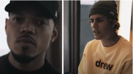 Watch:  Justin Bieber & Chance the Rapper Bless Viewers with 'Holy' Acoustic Performance