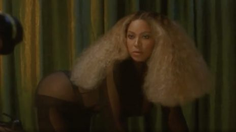 Behind The Scenes: Beyonce Stuns For British Vogue