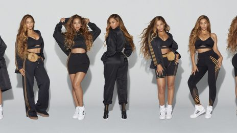 "Beyonce Unleashes Adidas x Ivy Park DRIP 2 ""Black Pack"""
