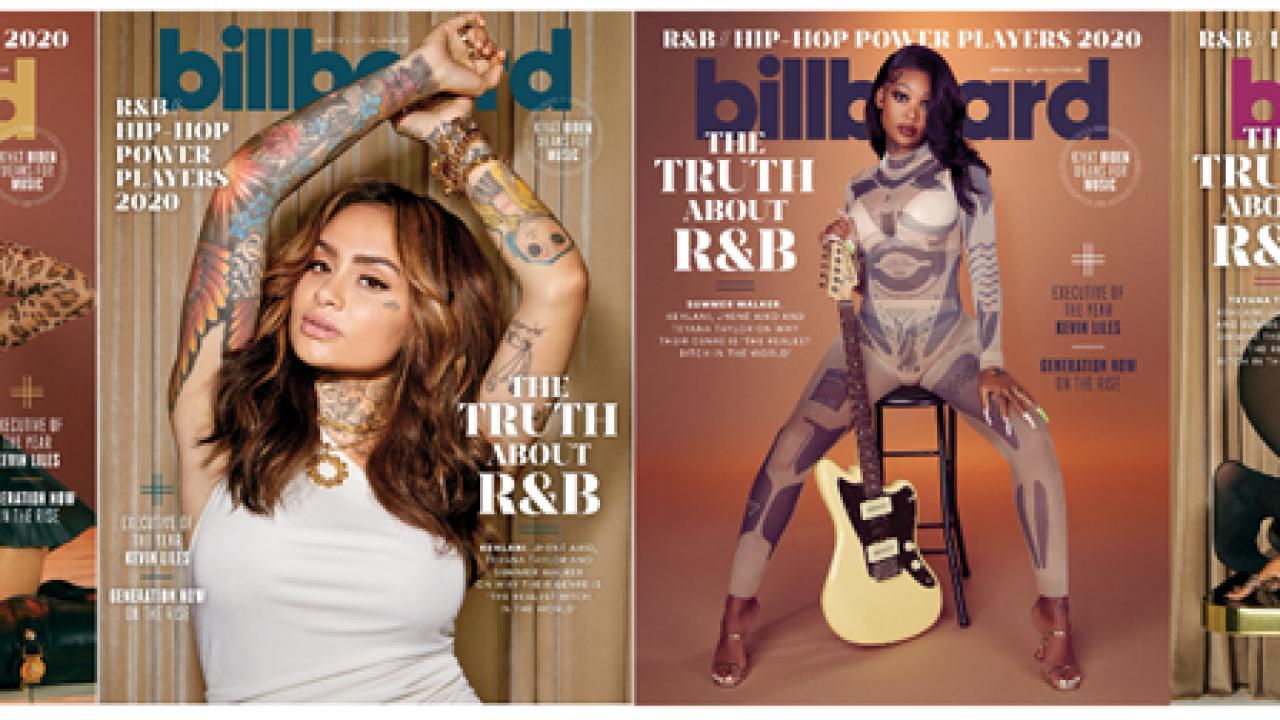 Teyana Taylor Summer Walker Kehlani Jhene Aiko Cover Billboard Talk R B S Hardship Resurgence That Grape Juice