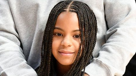 Blue Ivy Revealed As Narrator Of 'Hair Love' Audiobook