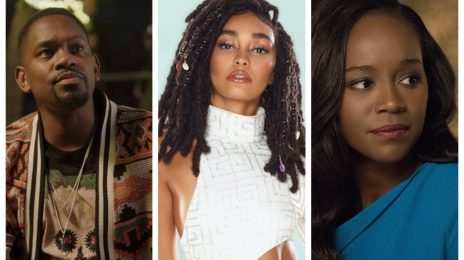 Aml Ameen To Direct & Appear In 'Boxing Day' Starring Little Mix's Leigh-Anne Pinnock & Aja Naomi King