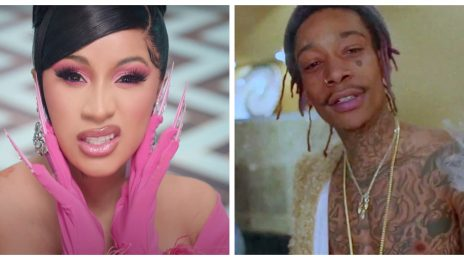 Cardi B Blasts Wiz Khalifa After Rapper Endorses GRAMMY Jab Aimed At Her
