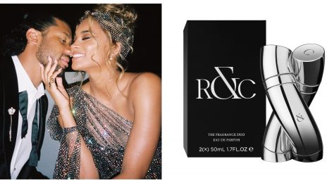 Ciara & Russell Wilson Launch New Fragrance, R&C