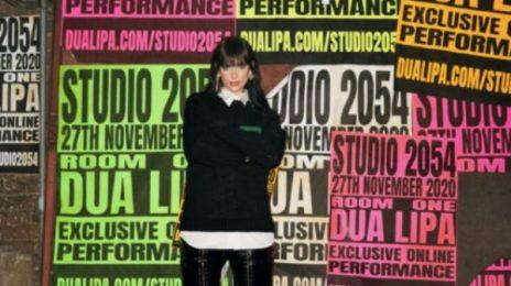 Dua Lipa Unleashes New #Studio2054 Teaser [Video]
