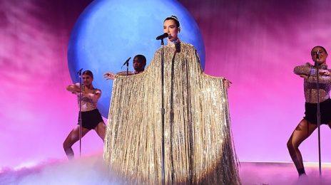 Watch:  Dua Lipa Rocks 'Graham Norton Show' with 'Levitating' Live!