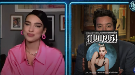 Watch:  Dua Lipa Dishes on #Studio2054, U.S. Election, New Single 'Fever,' & More on 'Fallon'