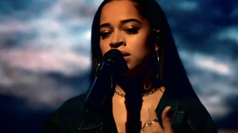 Ella Mai Performs 'Not Another Love Song' On 'Corden'