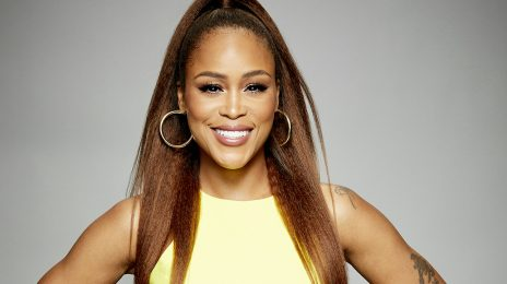 Watch:  Eve Announces She's Leaving 'The Talk' After 4 Seasons