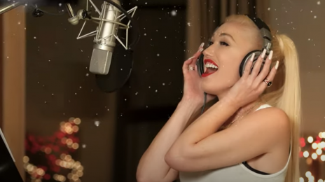 New Video:  Gwen Stefani - 'Here This Christmas'