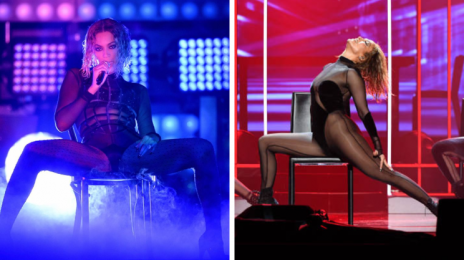 "#AMAs:  #Beyhive Slam Jennifer Lopez For ""Copying"" Beyonce's 2014 GRAMMYs Performance"