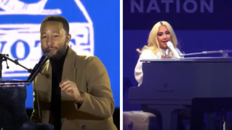 Watch:  Lady Gaga & John Legend Rock Biden's Final Election Rally with 'Shallow,' 'Glory,' & More