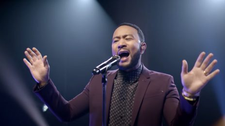 John Legend Wows With 'Wild' On Seth Meyers [Performance]