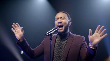 John Legend Wows With 'Wild' On Seth Meyers [Performance]