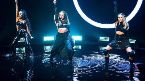 Little Mix Make A Splash With 'Sweet Melody' Live On Jonathan Ross [Performance]