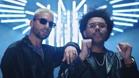 New Video: Maluma & The Weeknd - 'Hawai (Remix)'