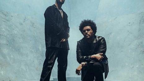 The Weeknd Teams With Maluma For 'Hawai' Remix
