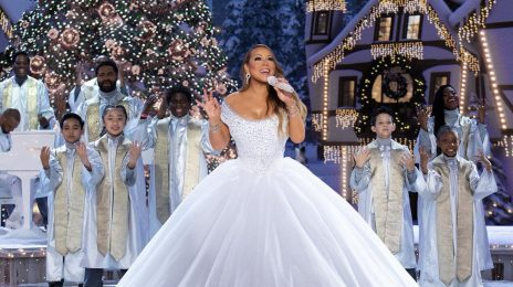 Report:  Mariah Carey's 'Magical Christmas' A GLOBAL Ratings Winner for Apple TV+
