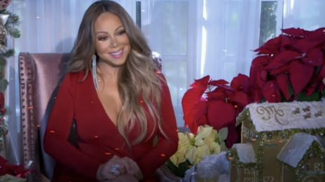 Mariah Carey Talks Christmas Special & More On Graham Norton