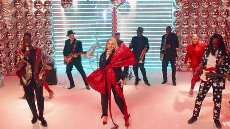 New Video:  Meghan Trainor - 'Holidays' (featuring Earth, Wind, & Fire)