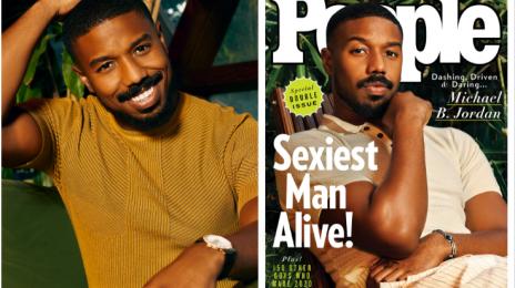 Michael B. Jordan Crowned PEOPLE's 'Sexiest Man Alive' [Photos]
