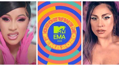 2020 MTV Europe Music Awards: Winners List