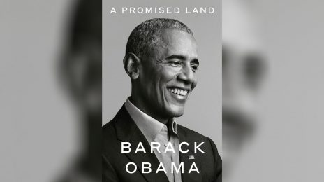 Barack Obama Book 'A Promised Land' Sells Over 887,000 Copies On FIRST Day
