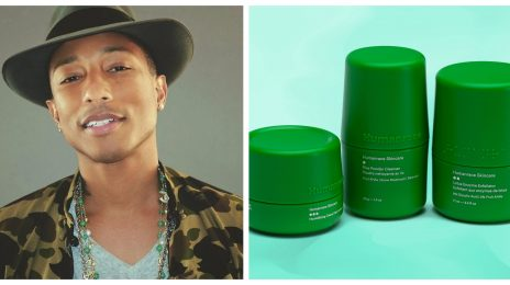 Pharrell Williams Launches New Skincare Line Humanrace