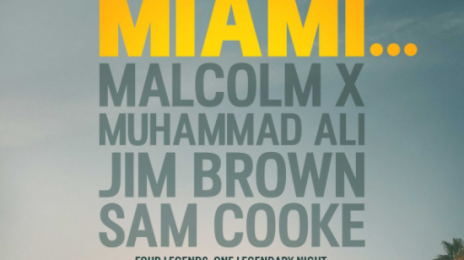 Movie Trailer:  'One Night in Miami' [starring Aldis Hodge, Leslie Odom Jr., & More]