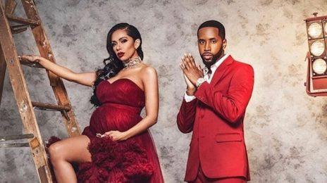 Safaree & Erica Mena Welcome A Baby Boy