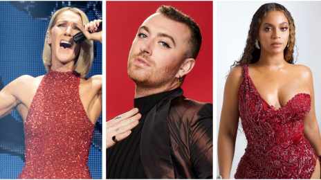 Sam Smith Eyes Duets with Celine Dion & Beyoncé