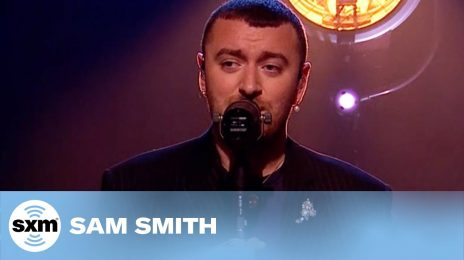 Watch:  Sam Smith Shines on 'SXM' with 'Diamonds,' 'Stay with Me,' & More Live!