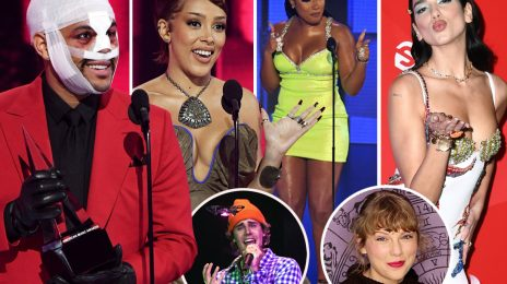 American Music Awards Slip To All-Time Low Ratings