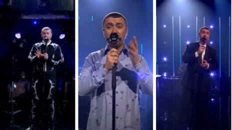 Watch:  Sam Smith Rocks 'The Late Show,' 'iHeart Radio,' & 'Strictly Come Dancing' with 'Diamonds' Live!