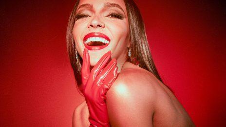 Stream:  Tinashe's Christmas EP 'Comfort & Joy'