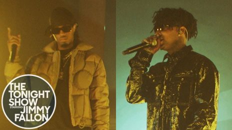 Watch:  21 Savage & Metro Boomin Rock 'Kimmel' with 'Runnin' Live!