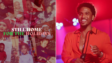 New Song:  Trey Songz - 'Christmas Morning'