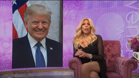"Wendy Williams:  Trump Has ""Every Right"" To Investigate If He Feels Cheated Out of Election"