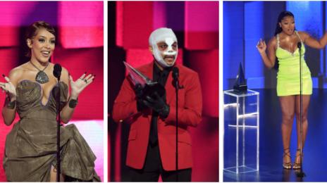 Winner's List:  2020 American Music Awards [#AMAs]
