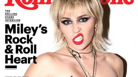 Miley Cyrus Gets Racy For Rolling Stone / Dishes On Ditching Drugs