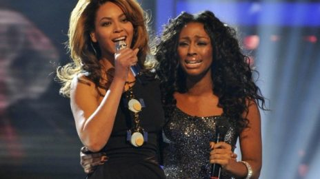 Alexandra Burke Re-Lives Epic Beyonce Duet On The X Factor, Reveals Entire Performance Was Improvised