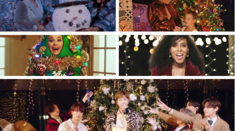 BTS, P!nk, Katy Perry, Ciara, & More Rock Disney's 'Holiday Singalong' [Watch]