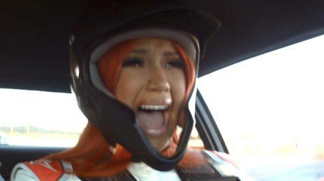 Watch: 'Cardi Tries…Stunt Driving' [Episode 2]