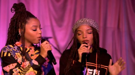 Chloe x Halle Rock Tiny Desk Home Concert With 'Do It,' 'Ungodly Hour,' & More [Performance]